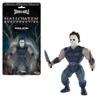Savage World - Halloween Resurrection: Michael Myers - Retro Barbarian-Style Action Figure